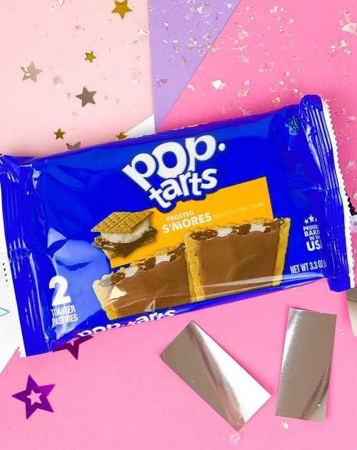 POP-tarts Frosted S`MORES