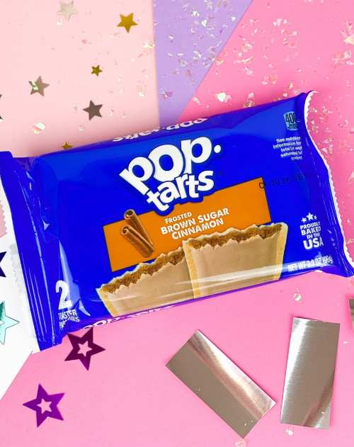 POP-tarts Frosted BROWN SUGGAR CINNAMON