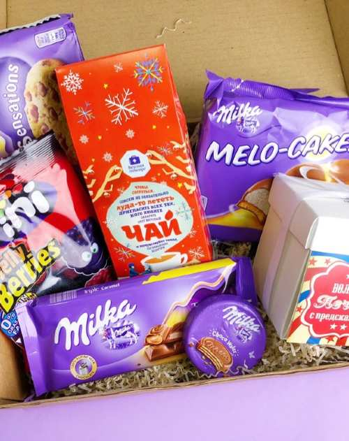 Surprise Box Milka 5000