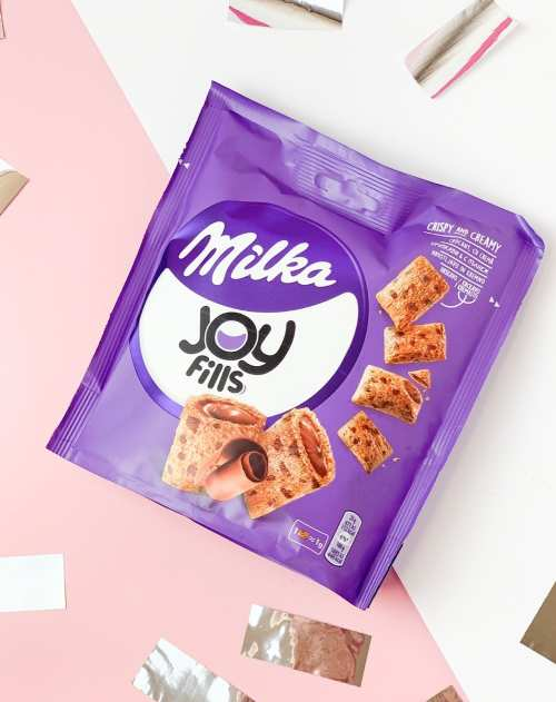 Подушечки Joyfills Milka Biscuits Soft