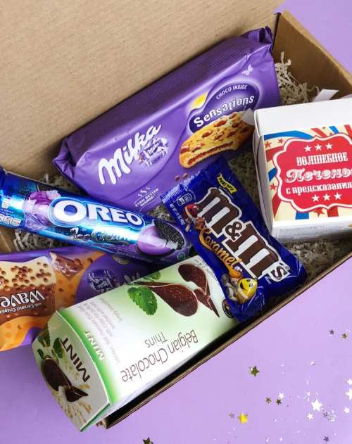 Surprise Box Milka 3000