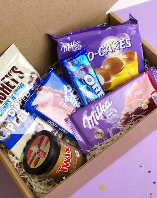 Surprise Box Milka 2000