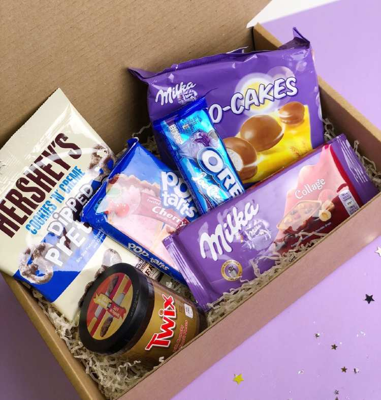 Surprise Box Milka